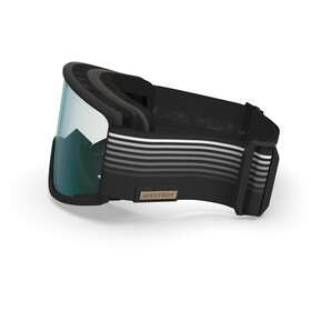 Spektrum Templet Goggles Photochromic Edition, black/blue revo injected photochromic